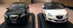 Matching Delta model cars!