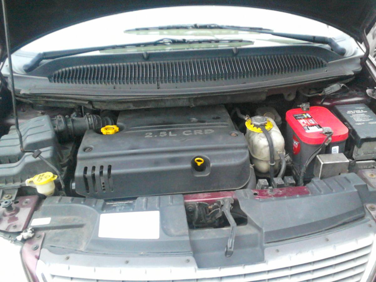 Chrysler voyager 2.5 crd forum